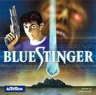 Portada oficial de de Blue Stinger para Dreamcast