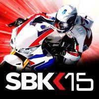Portada oficial de SBK15 Official Mobile Game para Android