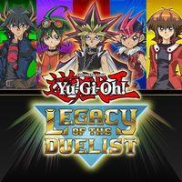 Portada oficial de Yu-Gi-Oh! Legacy of the Duelist para PS4