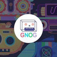 Portada oficial de GNOG para PS4
