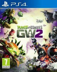 Portada oficial de Plants vs. Zombies: Garden Warfare 2 para PS4
