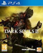 Portada oficial de de Dark Souls III para PS4