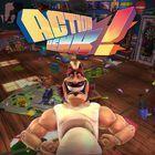 Portada oficial de de Action Henk para PS4