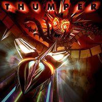 Portada oficial de Thumper para PS4