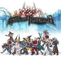 Portada oficial de Grand Kingdom para PS4
