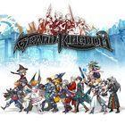 Portada oficial de de Grand Kingdom para PS4
