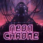 Portada oficial de de Neon Chrome para PS4