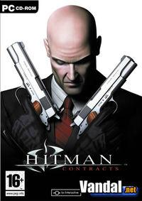 Portada oficial de Hitman Contracts para PC