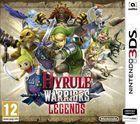 Portada oficial de de Hyrule Warriors: Legends para Nintendo 3DS