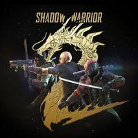 Portada oficial de Shadow Warrior 2 para PS4