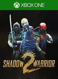 Portada oficial de Shadow Warrior 2 para Xbox One