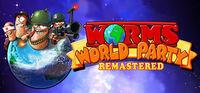 Portada oficial de Worms World Party Remastered para PC