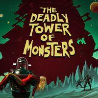 Portada oficial de The Deadly Tower of Monsters para PS4