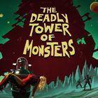 Portada oficial de de The Deadly Tower of Monsters para PS4