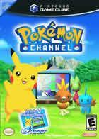 Portada oficial de de Pokémon Channel para GameCube
