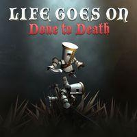 Portada oficial de Life Goes On: Done to Death para PS4