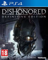 Portada oficial de Dishonored: Definitive Edition para PS4