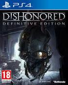 Portada oficial de de Dishonored: Definitive Edition para PS4