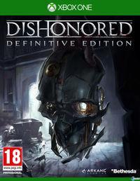 Portada oficial de Dishonored: Definitive Edition para Xbox One