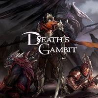 Portada oficial de Death's Gambit para PS4