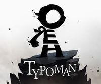 Portada oficial de Typoman eShop para Wii U