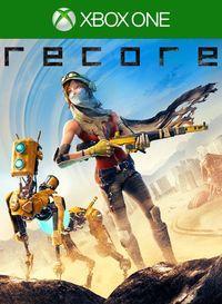 Portada oficial de Recore para Xbox One