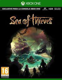Portada oficial de Sea of Thieves para Xbox One
