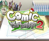 Portada oficial de Comic Workshop 2 para Nintendo 3DS