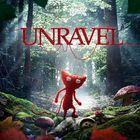 Portada oficial de de Unravel para PS4