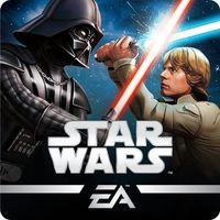 Portada oficial de Star Wars: Galaxy of Heroes para Android