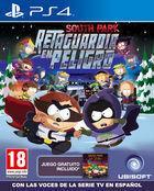 Portada oficial de de South Park: Retaguardia en Peligro para PS4