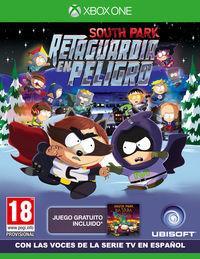 Portada oficial de South Park: Retaguardia en Peligro para Xbox One