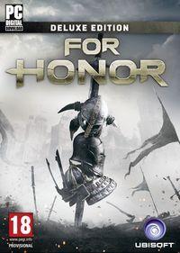 Portada oficial de For Honor para PC