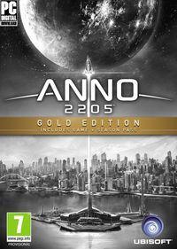 Portada oficial de Anno 2205 para PC