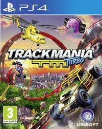 Portada oficial de TrackMania Turbo para PS4