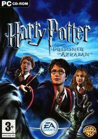 Portada oficial de Harry Potter y el Prisionero de Azkaban para PC