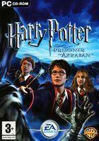 Portada oficial de de Harry Potter y el Prisionero de Azkaban para PC