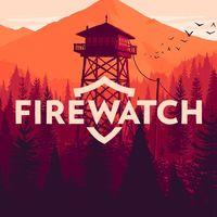 Portada oficial de Firewatch para PS4