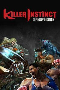 Portada oficial de Killer Instinct: Definitive Edition para PC