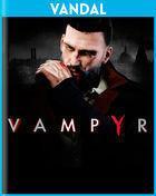 Portada oficial de de Vampyr para Xbox One