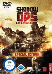 Portada oficial de Shadow Ops: Red Mercury para PC