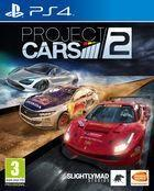 Portada oficial de de Project CARS 2 para PS4