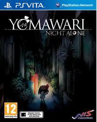 Portada oficial de Yomawari: Night Alone para PSVITA