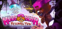 Portada oficial de Super Rude Bear Resurrection para PC