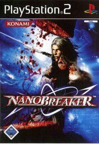 Portada oficial de Nanobreaker para PS2