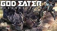 Portada oficial de God Eater Resurrection para PS4
