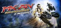 Portada oficial de MX vs. ATV Supercross Encore para PS4
