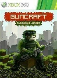 Portada oficial de Guncraft: Blocked and Loaded XBLA para Xbox 360