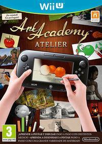 Portada oficial de Art Academy: Atelier para Wii U