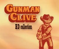 Portada oficial de Gunman Clive HD Collection eShop para Wii U